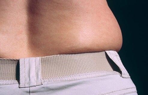 زيادة الوزن في منطقة البطن أونيلا