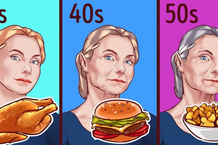 تجعلك أكبر سناً