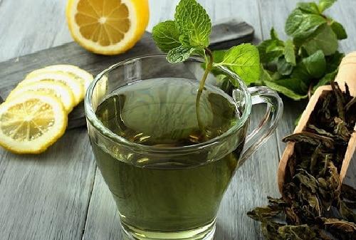 طرق استخدام الشاي الاخضر للبشره