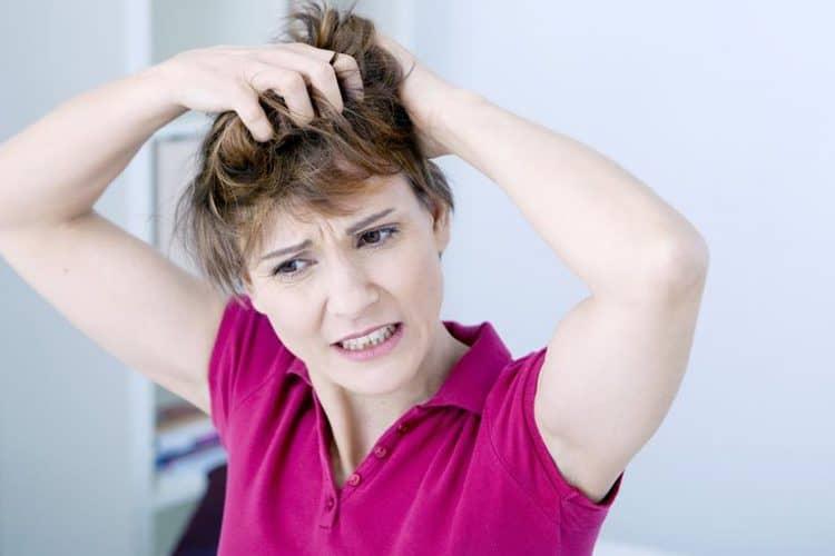 طبيعي لعلاج حكة الرأس