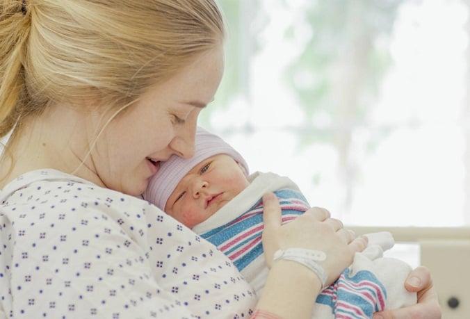 النزيف بعد الولادة