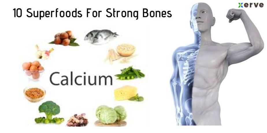 مصادر الكالسيوم للعظام - أونيلا