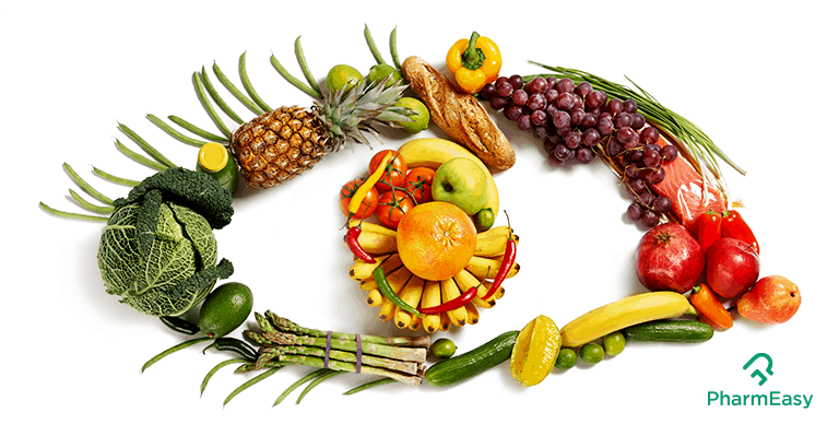 10 Best Foods For Eye Health