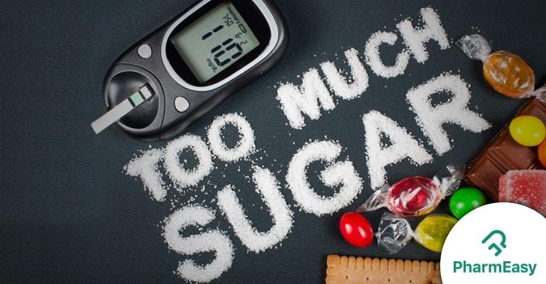 اضرار زيادة السكر