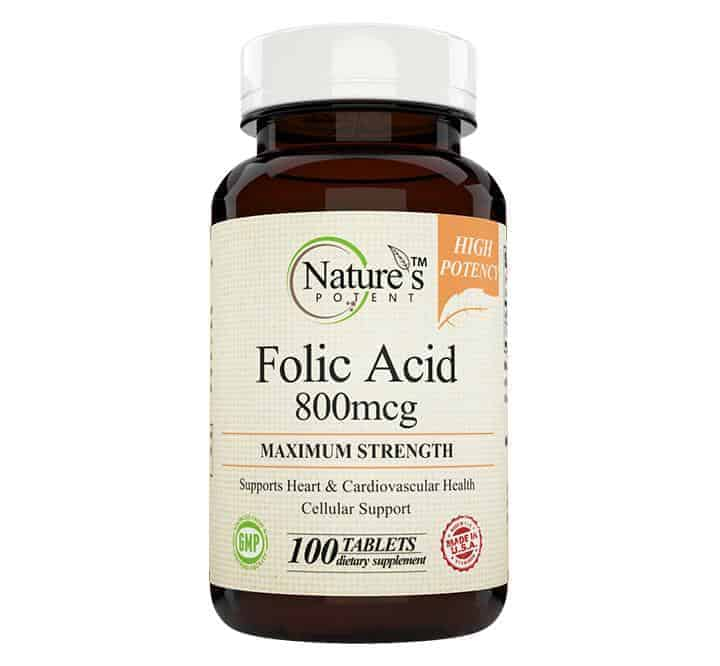 How to Boost Hair Growth with Folic Acid and Vitamin B6 – Nature's Potent