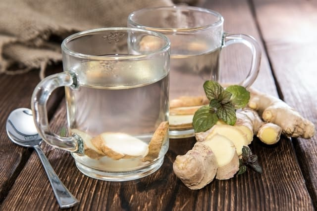 مشروب الزنجبيل لتنزيل الدورة - أونيلا