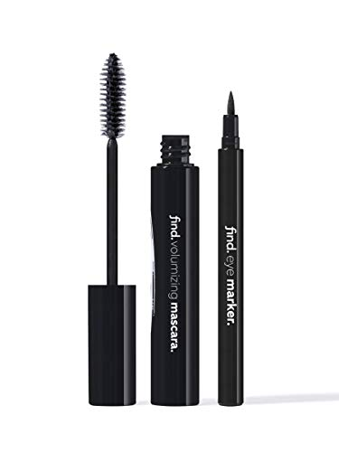 Find eye marker + find volumizing mascara