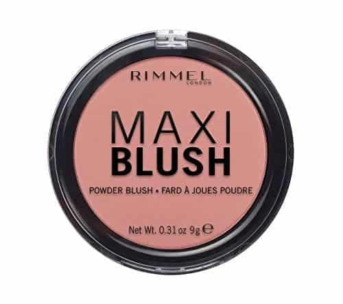 Rimmel London Maxi Blush Colorete Tono 6 Exposed