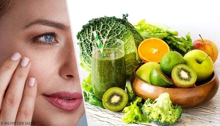 Frutas para combatir la piel seca y agrietada — Mejor con Salud
