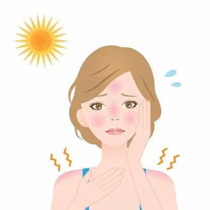 내 얼굴 붉은 증상 지속되면 '안면홍조'아닌 다른 질환 의심