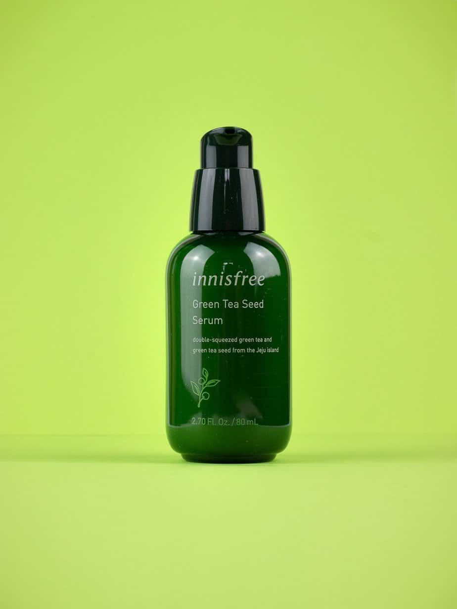 innisfree - Green Tea Seed Serum 80ml – Body n Seoul