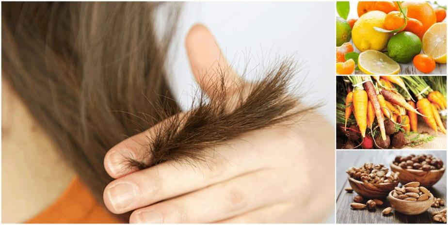 علاج تقصف الشعر نهائيا