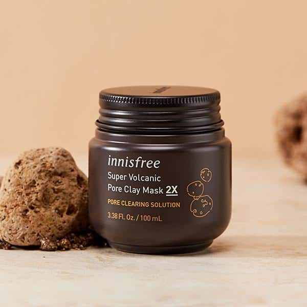 Innisfree Super Volcanic Pore Clay Mask 2X – Hikoco