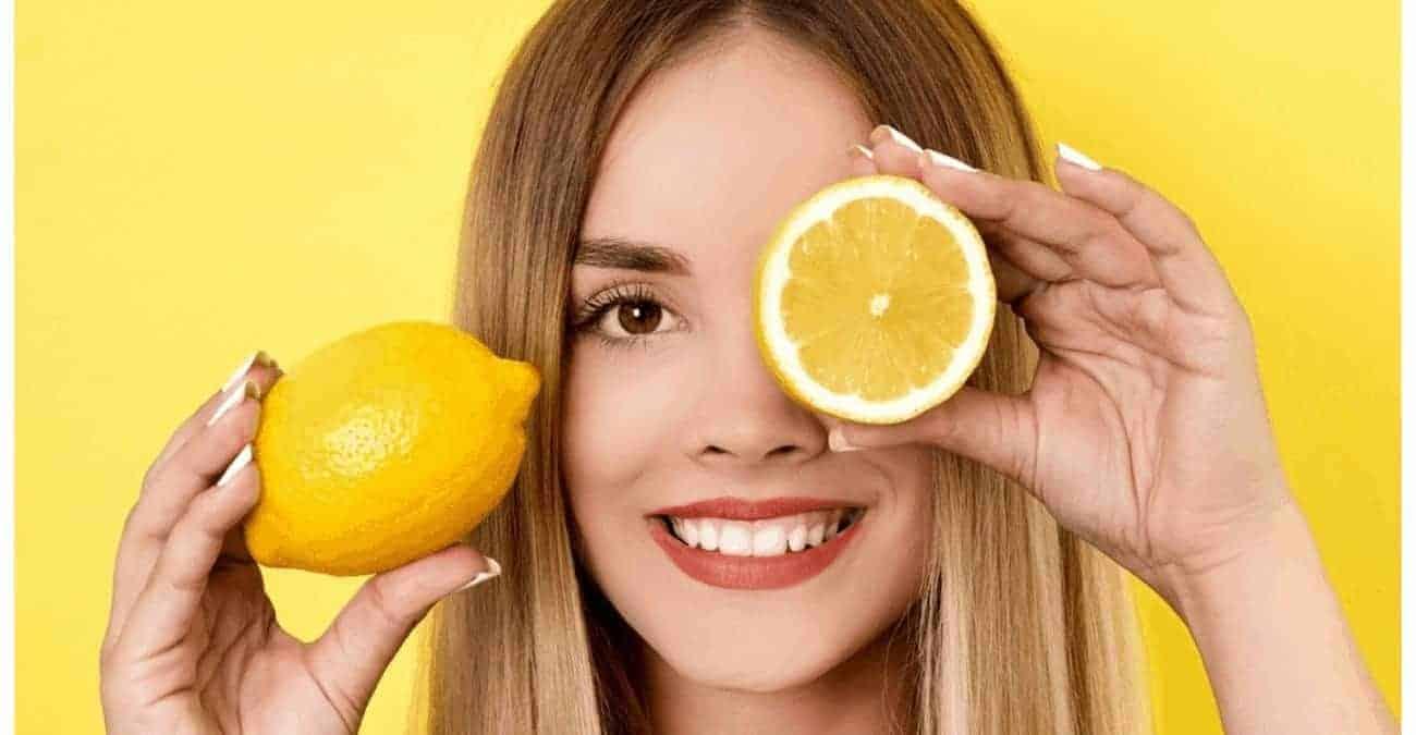 طريقة عمل قناع عصير الليمون للوجه والشعر