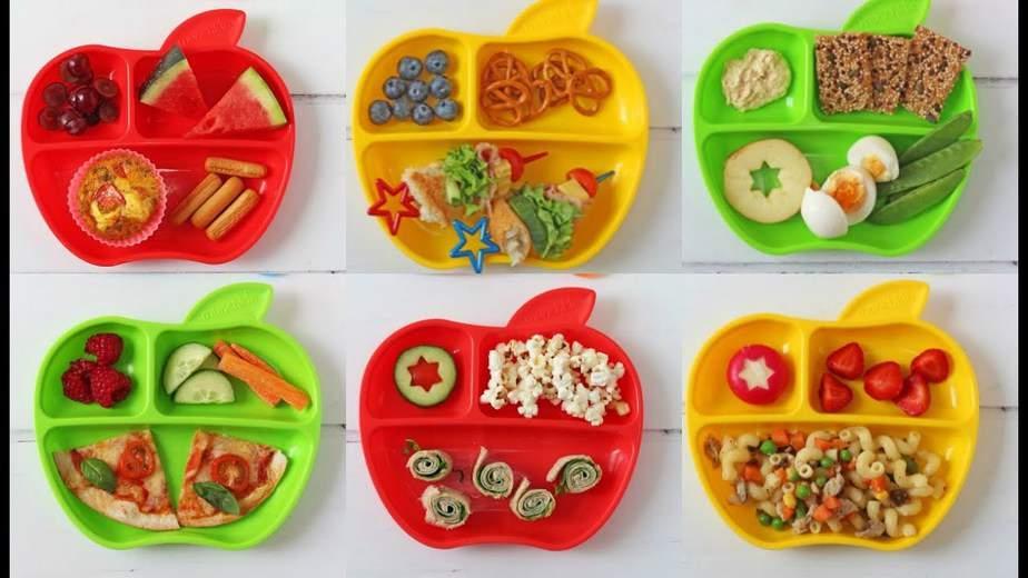 قائمة من أهم 4 افكار وجبات غداء للاطفال - أونيلا