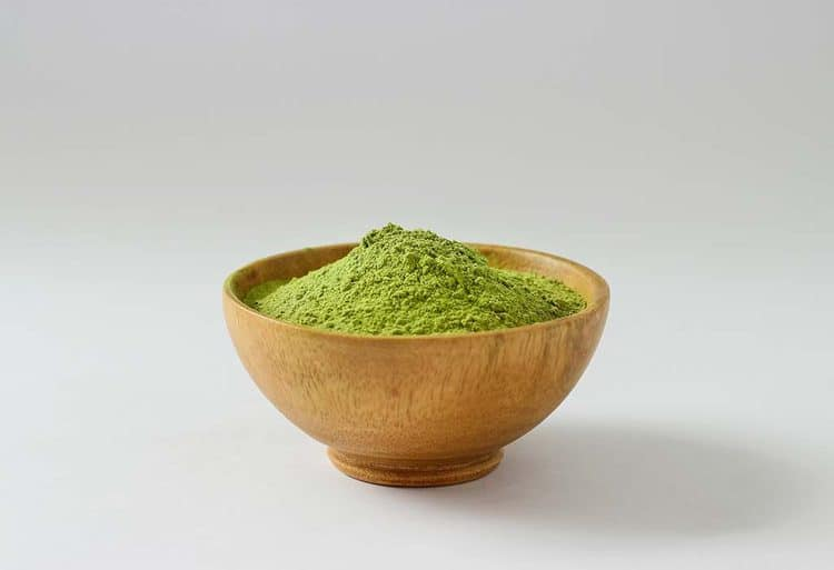 مستخلص الشاي الأخضر