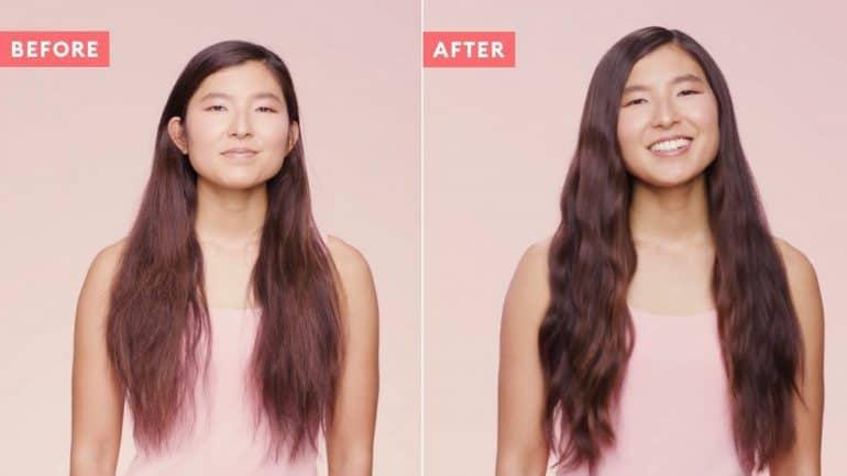 كيفية إصلاح الشعر التالف لحفظه من التقطيع