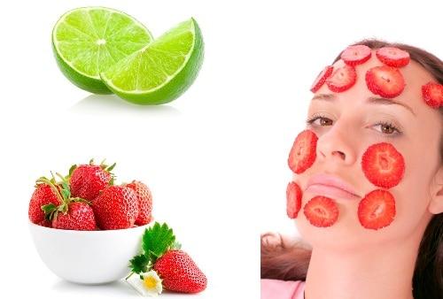 حزم الوجه محلية الصنع للبشرة الدهنية