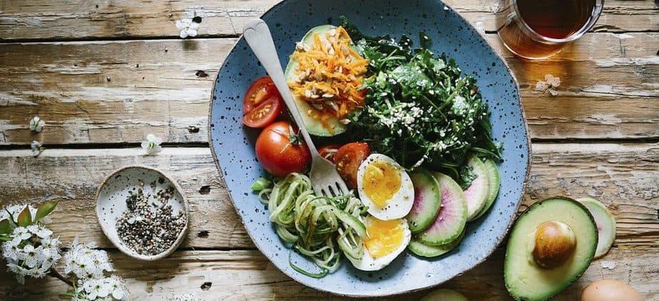 انواع النظام الغذائي النباتي - أونيلا