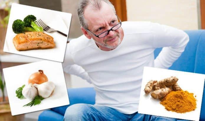 أطعمة تعالج آلام المفاصل في الشتاء - أونيلا
