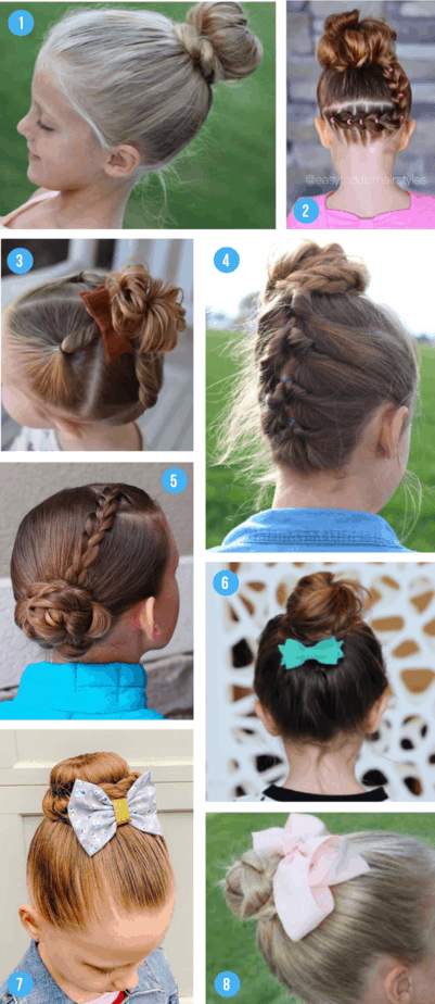 Hairstyles Buns1