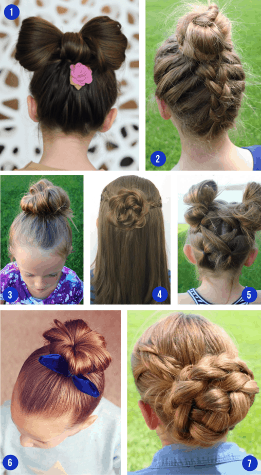 Hairstyles Buns2