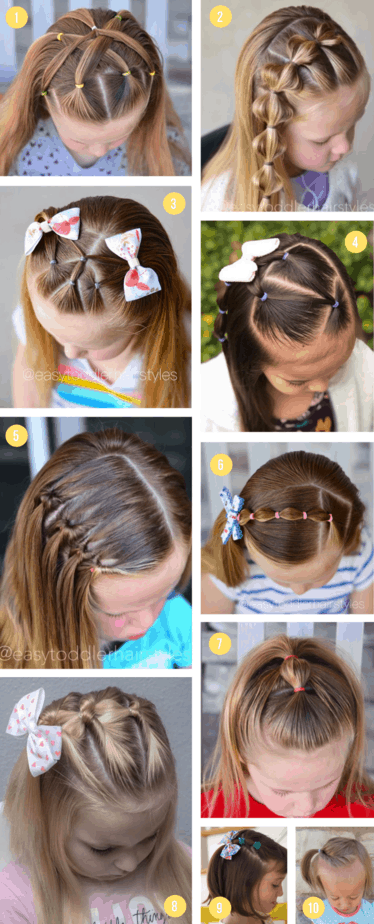 Hairstyles half up3