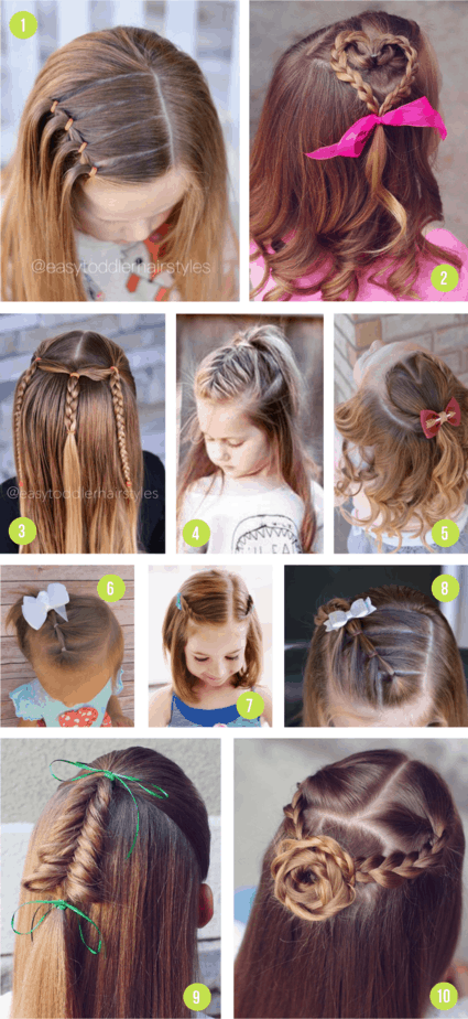 Hairstyles half up4