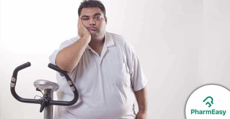 المخاطر الصحية للسمنة