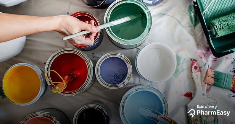 الألوان التي تريح نفسية الإنسان لتغيير الوان المنزل