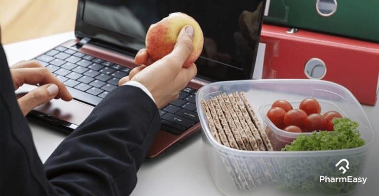 نصائح لتناول الطعام الصحي