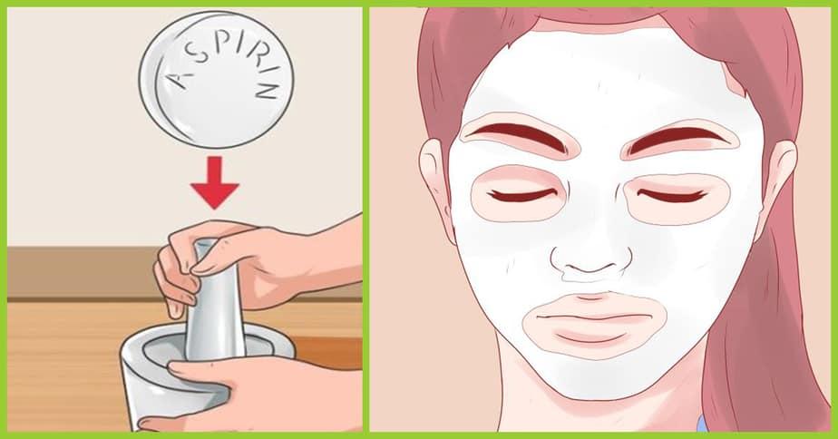 ماسك الأسبرين لتفتيح البشرة في البيت - أونيلا