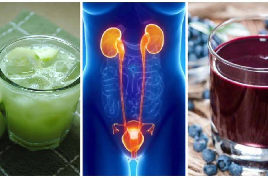 Tienes una infeccion urinaria Combatela con estas 5 bebidas medicinales1