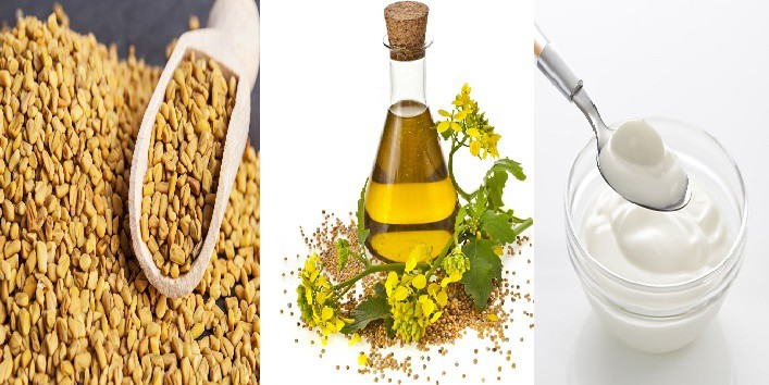 Top 10 Mustard Oil Hair Masks For Dull Dry Hair1