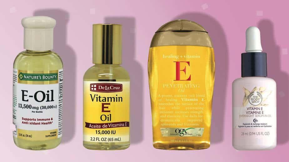 فوائد زيت فيتامين E للبشرة - أونيلا