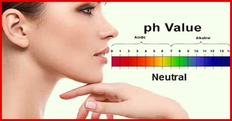 كيف يؤثر مستوى الأس الهيدروجيني على بشرتك