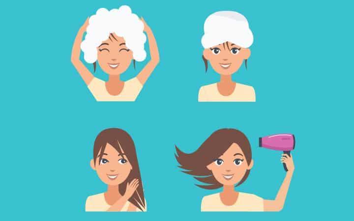 8 أقنعة للشعر من أجل الحصول على الشعر الذي تحلمي به