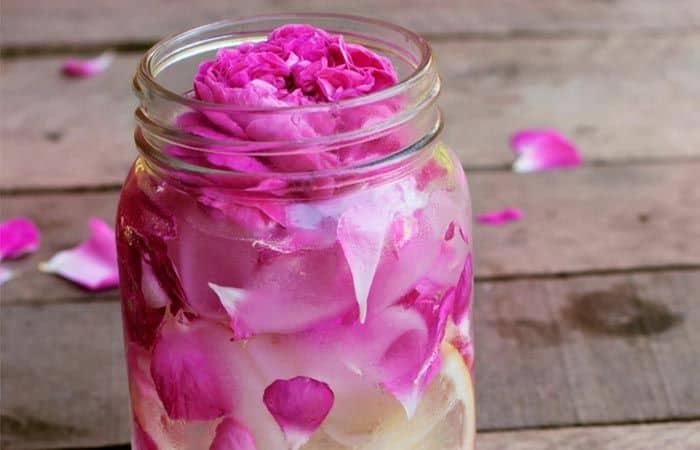 وصفة ماء الورد لتبيض الوجه - أونيلا