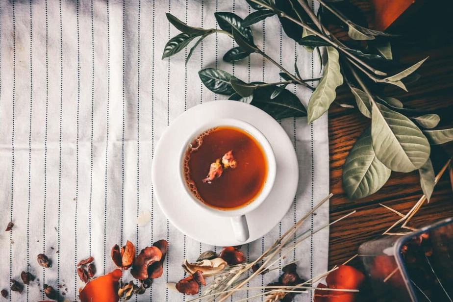 benefits of black tea