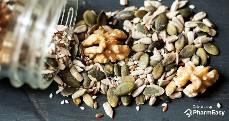 تناول هذه البذور لجعل أمعائك صحية