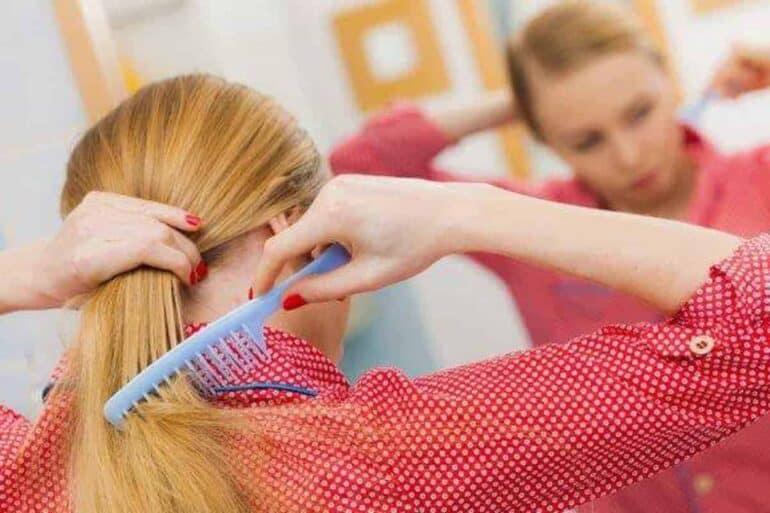 5 نصائح لمنع تساقط الشعر