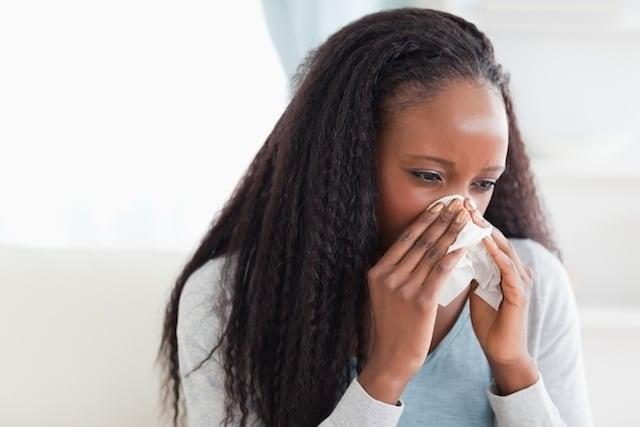ما يجب القيام به لعلاج التهاب الجيوب الأنفية أثناء الحمل