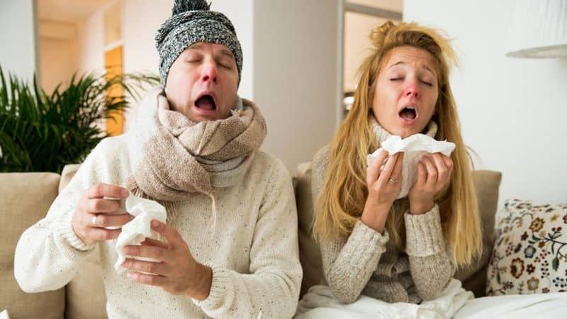 العلاجات المنزلية لاحتقان الأنف