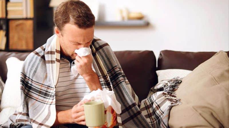 العلاجات المنزلية للانفلونزا