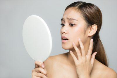 أضرار منتجاتتشقير الوجه