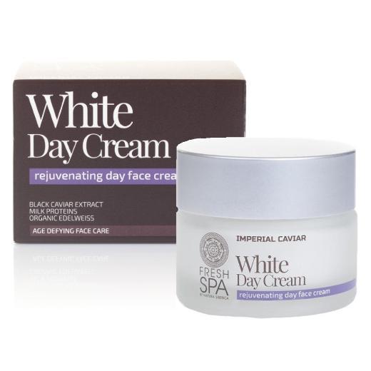Natura Siberica -30% | Rejuvenating White Day Cream | Gembiocosmetics.gr