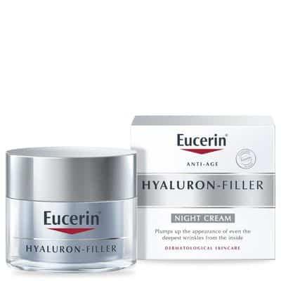 Buy Eucerin® Anti-Age Hyaluron-Filler Night Cream (50ml) at Goxip