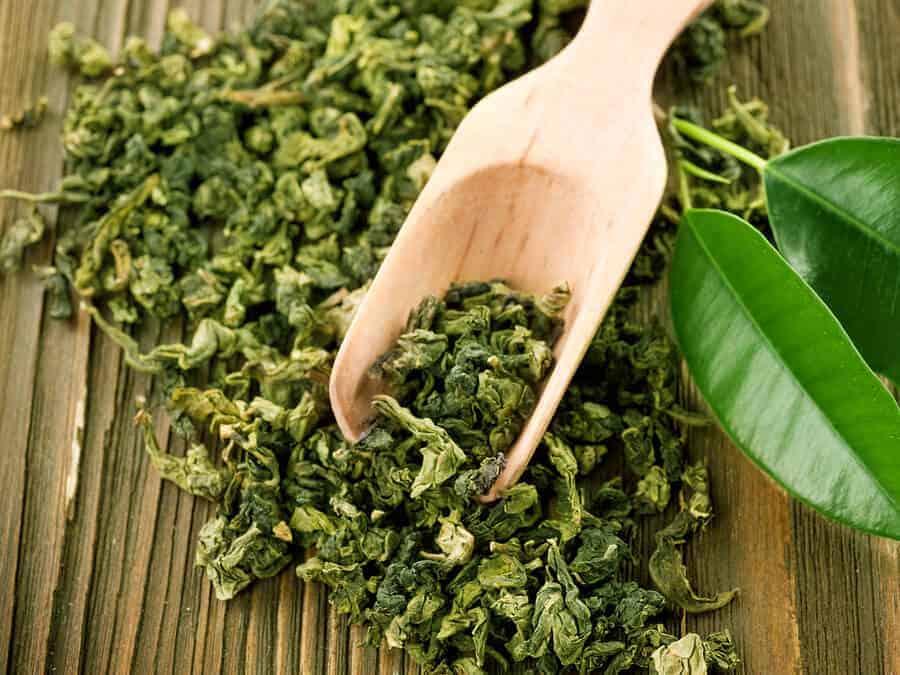 الشاي الأخضر لمحاربة حب الشباب