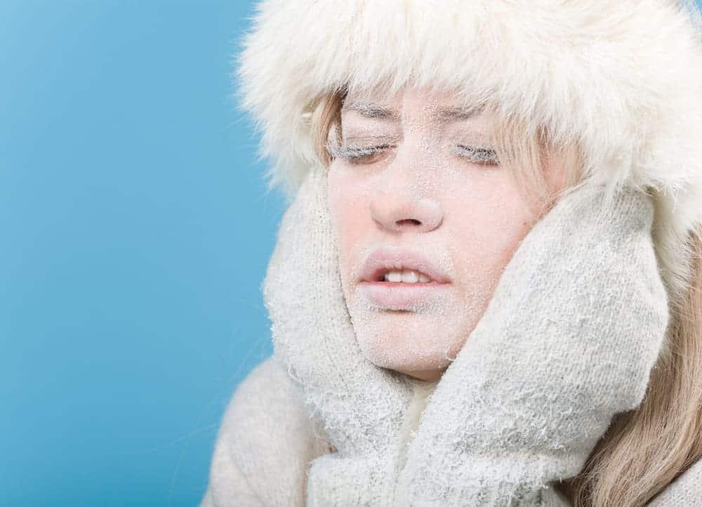 العناية بالوجه في فصل الشتاء : خمس خطوات سهلة