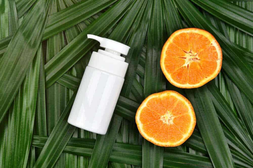 كريمات الليل محلية الصنع بالبرتقال